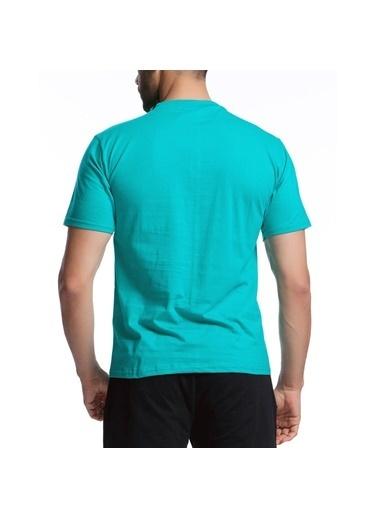Sportive Tişört Yeşil